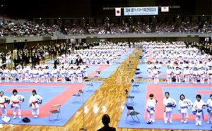2019年12月22日近畿ブロック空手道スポーツ少年団交流大会